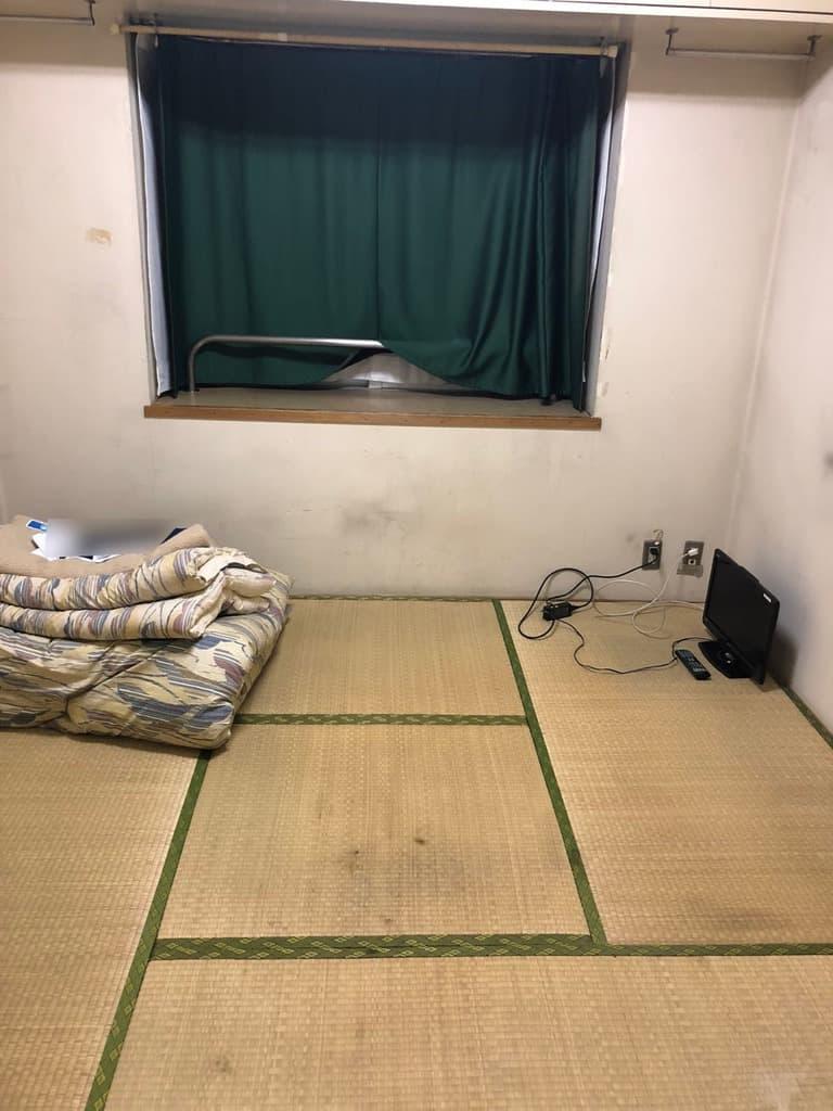 大泉寮部屋