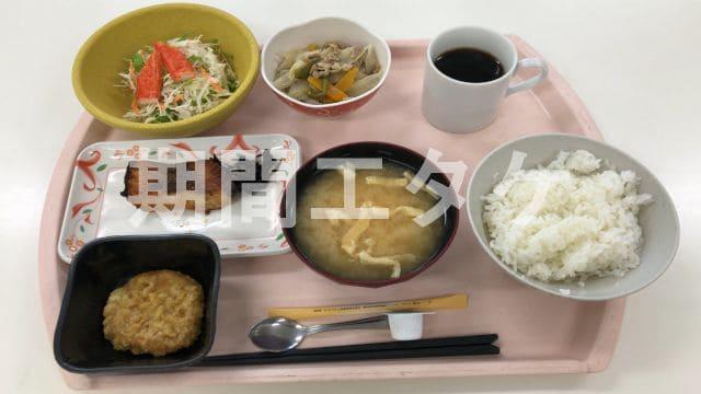 よしの寮朝食001