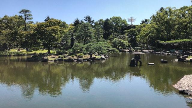 鶴舞公園02