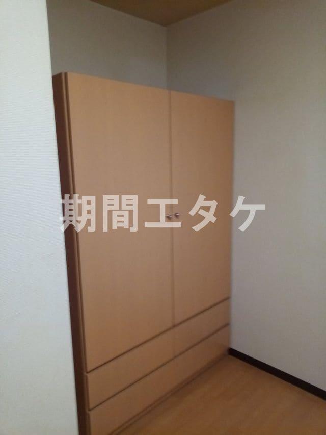 鷲塚寮クローゼット01