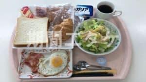 よしの寮朝食002