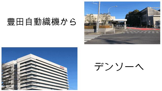 豊田自動織機デンソー