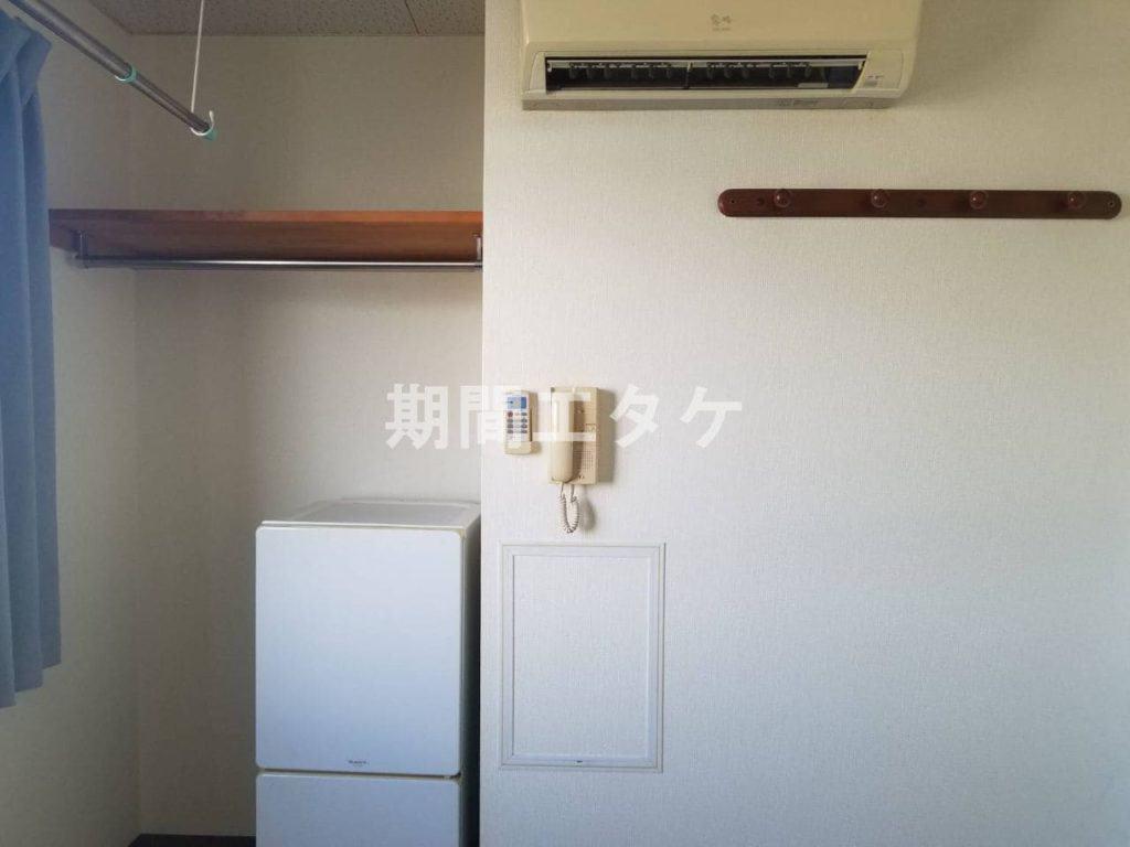 三菱知立寮部屋