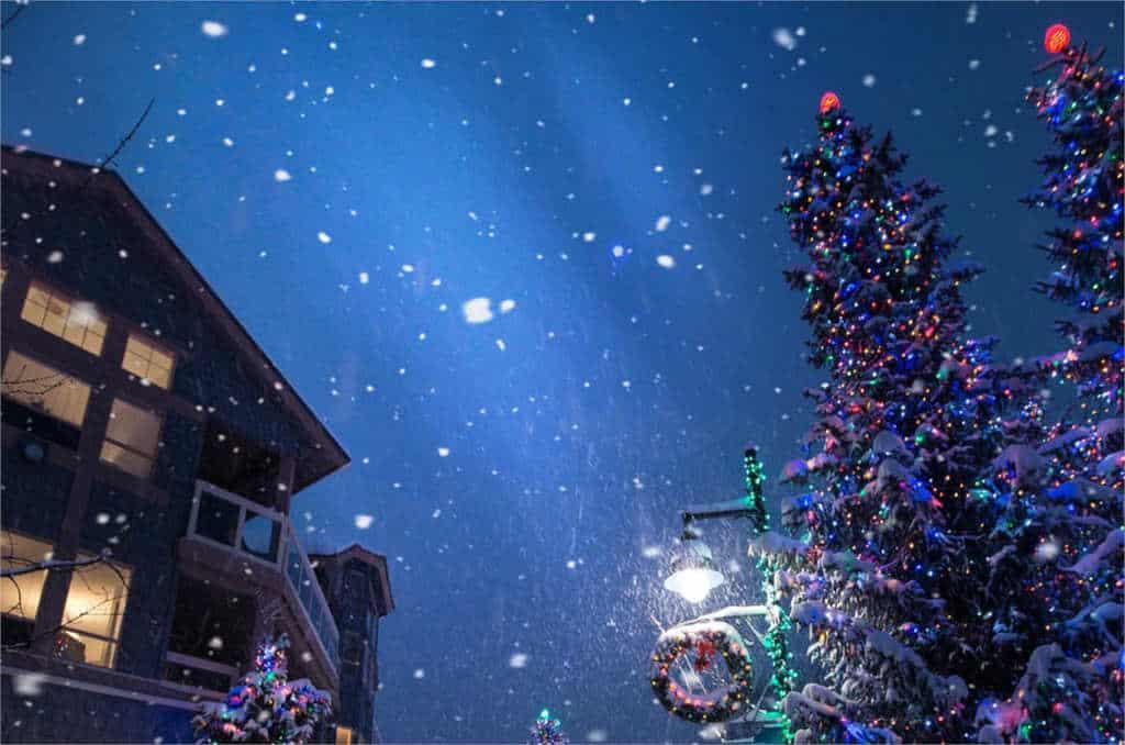 クリスマス時期