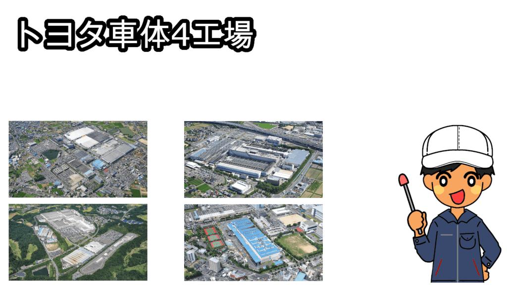 トヨタ車体4工場