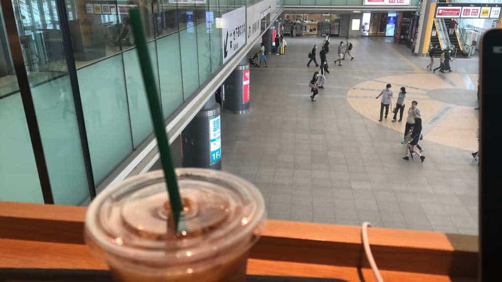 新横浜スタバ