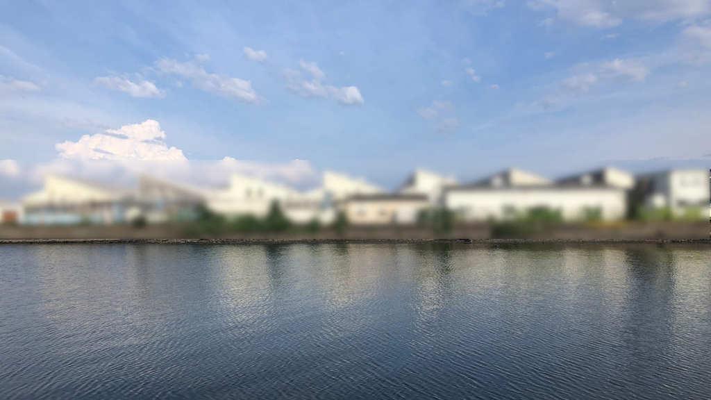 追浜工場の写真