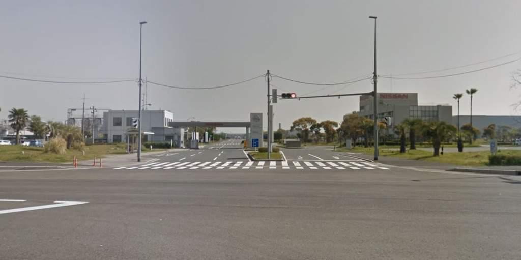 日産自動車九州工場