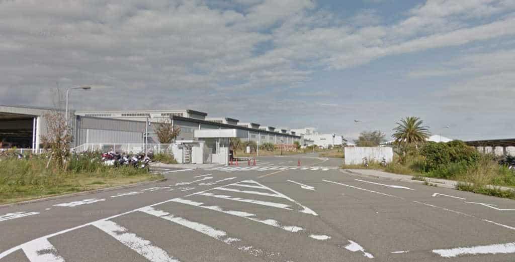 日産車体九州工場