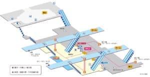 湘南台駅小田急線