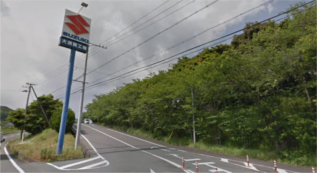 スズキ大須賀工場