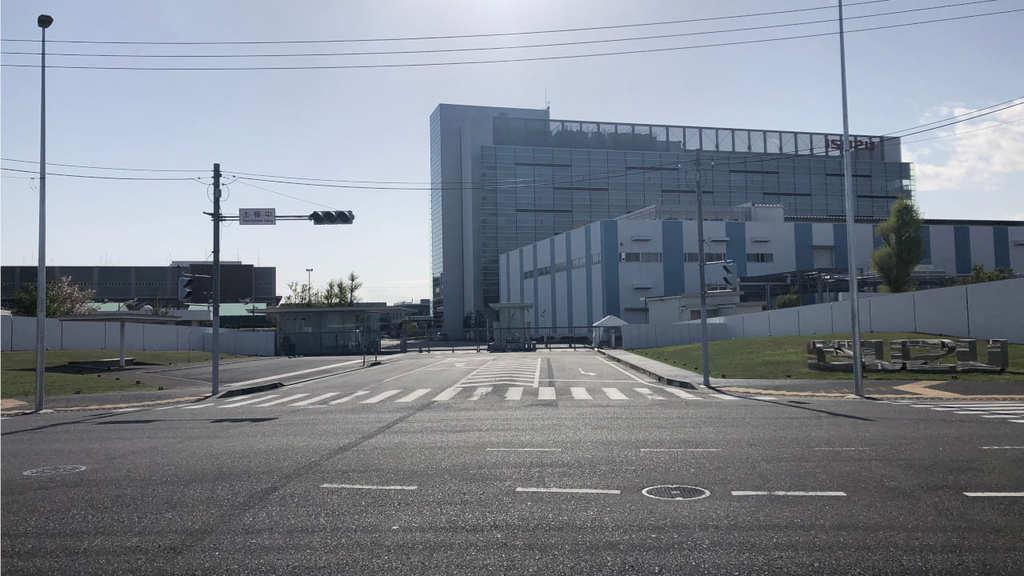いすゞ藤沢工場