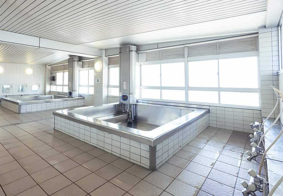 トヨタ大浴場